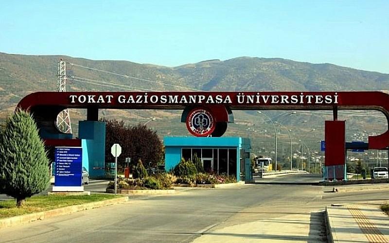 Tokat Gaziosmanpaşa Üniversitesi öğretim üyesi alacak