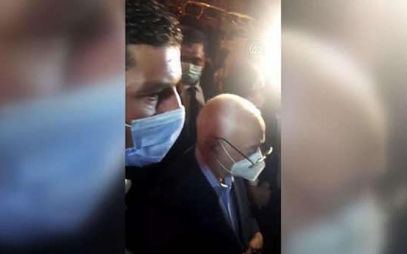 Tunus'ta askerler, Meclis Başkanı Gannuşi ve beraberindeki milletvekillerini parlamentoya almadı