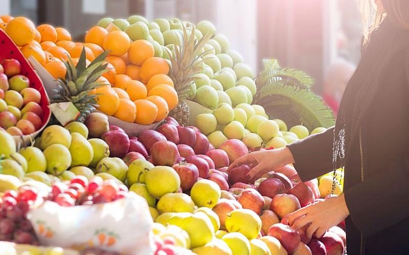 Türkiye'nin yaş meyve sebze ihracatı 2021'in ilk çeyreğinde yüzde 22 artışla 774,5 milyon dolar oldu