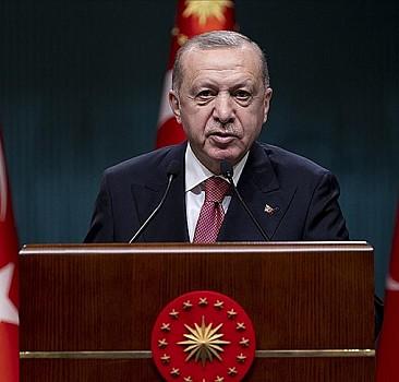 Cumhurbaşkanı Erdoğan, Özbekistan'ın bağımsızlığının 30. yıl dönümünü kutladı
