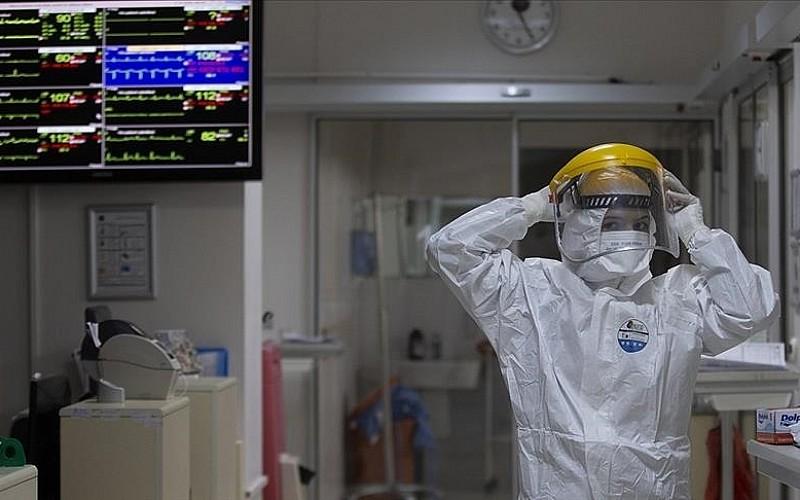 Türkiye'de 19 bin 970 kişinin Kovid-19 testi pozitif çıktı, 217 kişi hayatını kaybetti