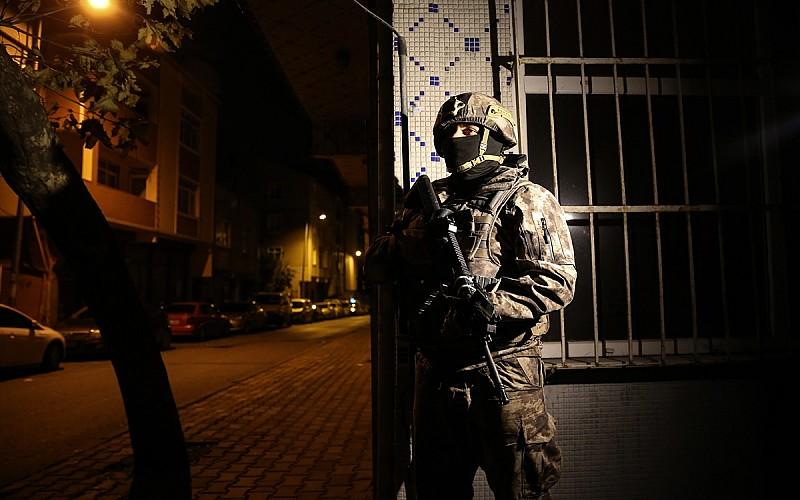 PKK/KCK operasyonunda kıskıvrak yakalandılar
