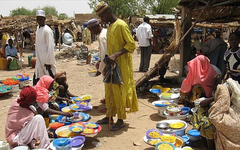 Nijerya'da artan gıda fiyatları geçen yıl 7 milyon kişiyi yoksulluğa itti
