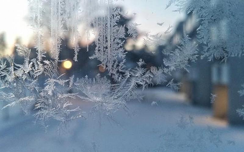 Doğu'da 9 ile 'kar' uyarısı