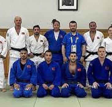 Japon sporculardan Türkiye Judo Milli Takımı'na destek mesajı: