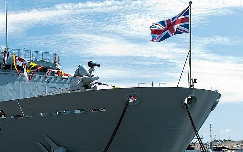 İngiltere ile Fransa arasında gerilim! Londra savaş gemisi gönderdi
