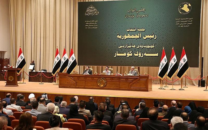 Meclisin feshedilmesi için milletvekillerinden imza toplandı