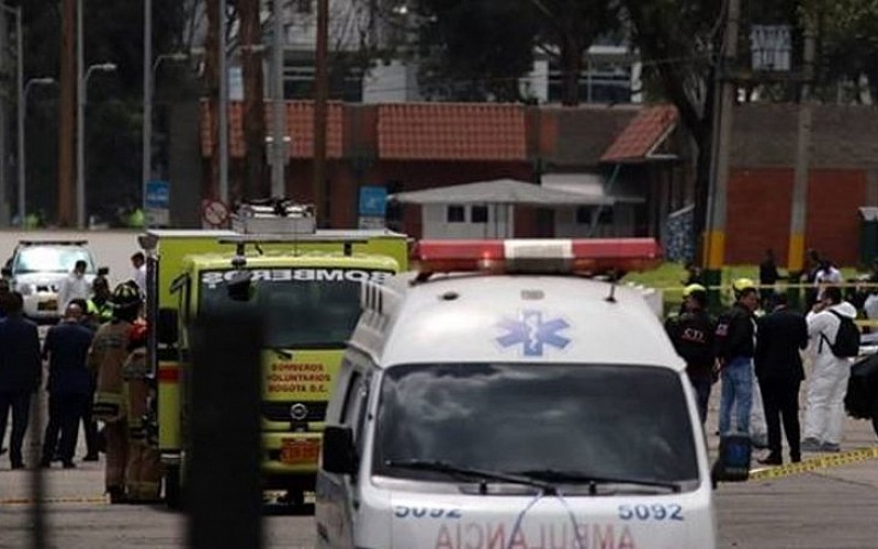 Kolombiya'da silahlı saldırı: Ölüler var