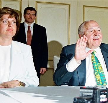 Çiller, vefatının 10. yılında Necmettin Erbakan'ı andı