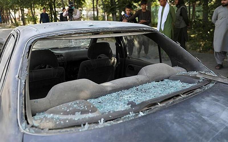 Afganistan'da bombalı saldırıda 6 güvenlik görevlisi hayatını kaybetti