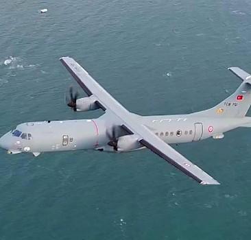 """Türkiye'nin deniz gücü artıyor: Denizaltı avcısı """"P-72"""""""