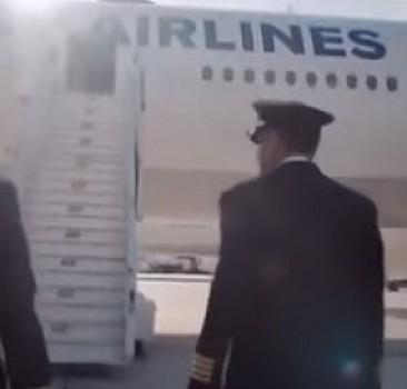 THY'den 26 Nisan Dünya Pilotlar günü paylaşımı
