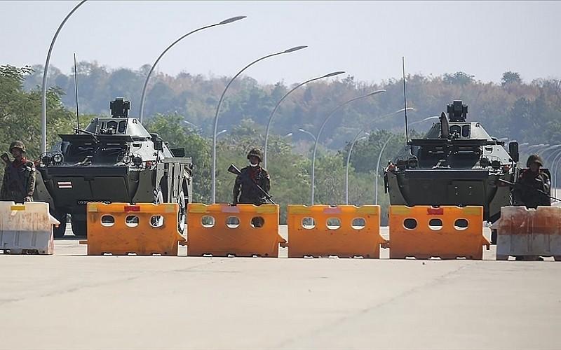 Myanmar askeri yönetimi, 2020 genel seçim sonuçlarını geçersiz saydı