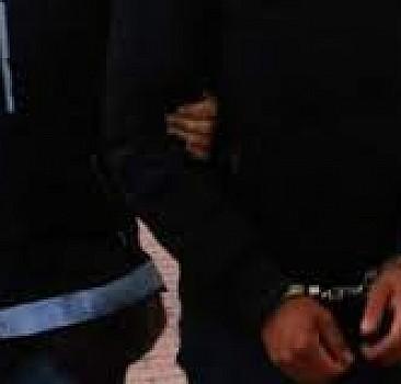 Konya'da gurbetçinin çantasından para çaldığı öne sürülen 5 zanlı Afyonkarahisar'da yakalandı
