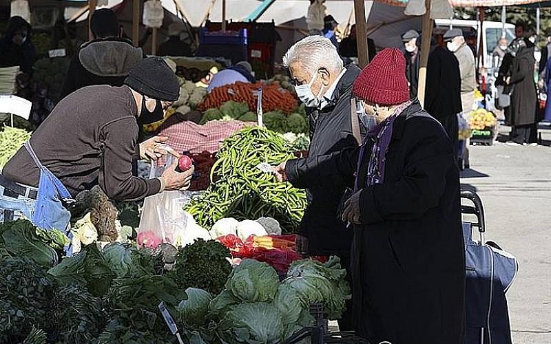 Mart ayı enflasyon oranı açıklandı