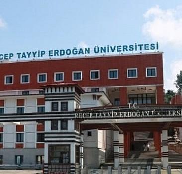 Recep Tayyip Erdoğan Üniversitesi 14 geçici işçi alacak