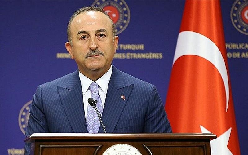 Alçak saldırıya karşı Türkiye'nin atacağı adımı Çavuşoğlu açıkladı!
