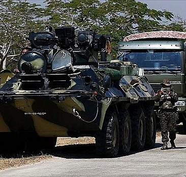 Myanmar'da çatışma: 8 asker öldürüldü