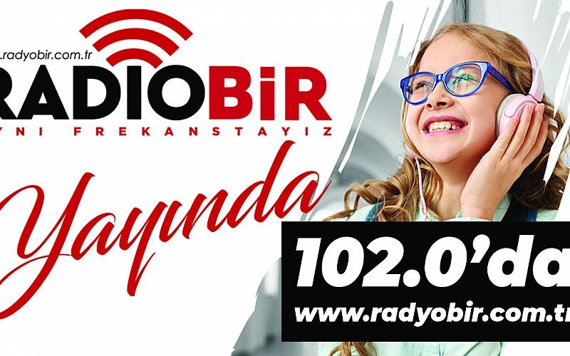 RadyoBir yayın hayatına başladı