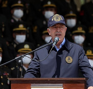 Milli Savunma Bakanı Akar: Mehmetçik, Afganistan'da değerlerimize yaraşır şekilde görevlerini başarıyla icra etti