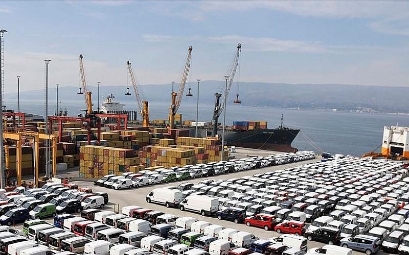Türkiye'nin binek otomobil ihracatı yılın ilk 4 ayında yüzde 20 arttı