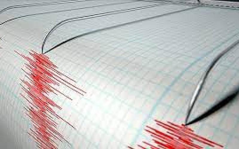 6,6 büyüklüğündeki korkutan deprem