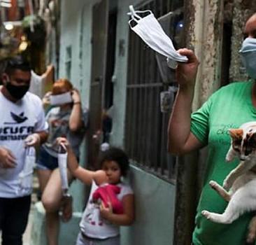 Latin Amerika ülkelerinde Kovid-19 salgını ilerliyor