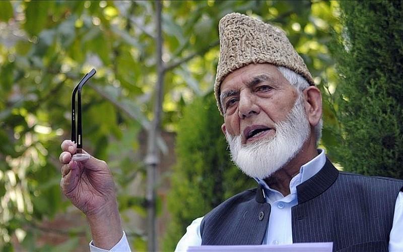 Keşmir'in önde gelen lideri Seyyid Ali Geylani vefat etti