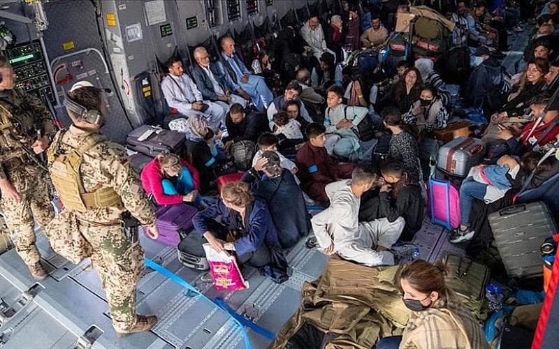 Almanya'nın Kabil'deki tahliye operasyonunu sonlandıracağı iddia edildi