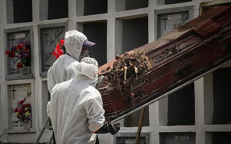 Kovid-19 kaynaklı ölü sayısı 65 bini geçti