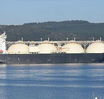 Türkiye, 2020'de LNG ithalatını en çok artıran üçüncü ülke oldu