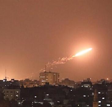 İsrail'in Gazze'ye saldırısında şehit sayısı 21'e yükseldi
