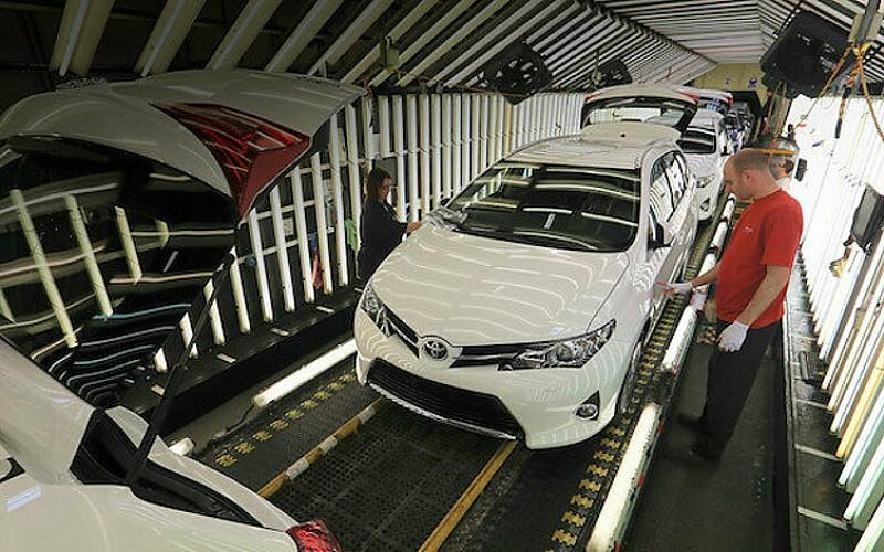 Toyota, mart ayı küresel araç satışlarında aylık bazda rekora imza attı