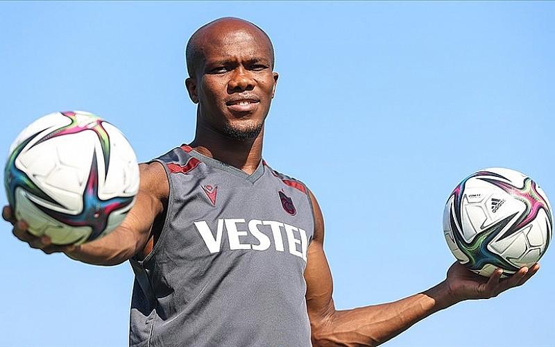 Trabzonspor'un Galatasaray maçındaki gol güvencesi Nwakaeme