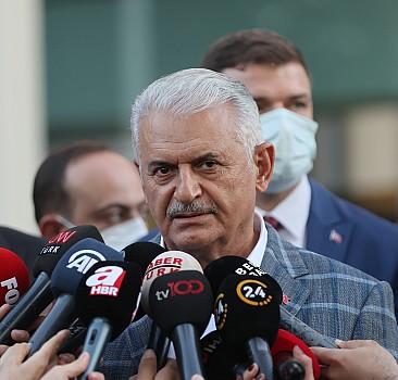 AK Parti Genel Başkanvekili Binali Yıldırım'dan açıklama: