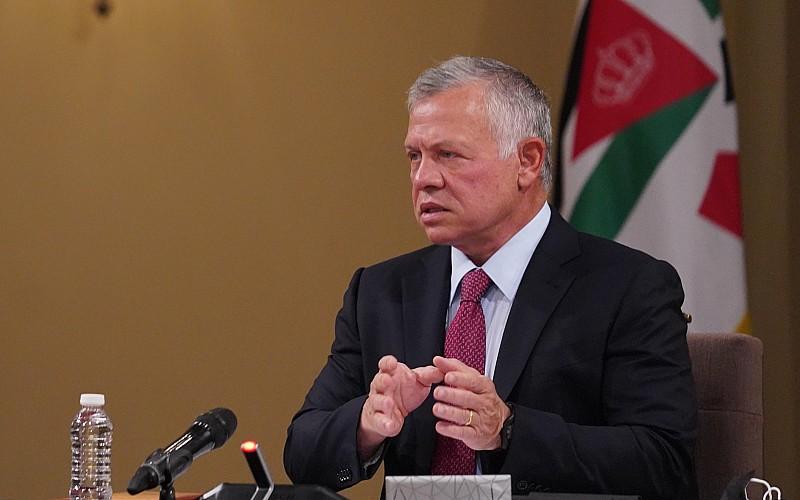 """Ürdün Kralı 2. Abdullah: """"Ürdün ve Filistin davasına karşı kurulan komployu bertaraf ettik"""""""
