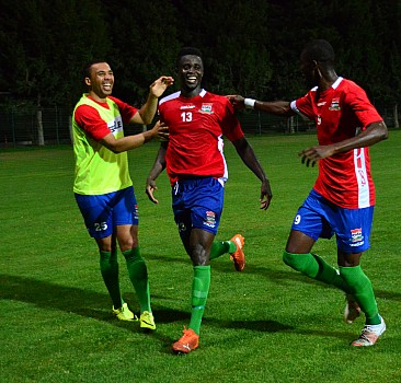 Futbol: Uluslararası Rival Turnuvası