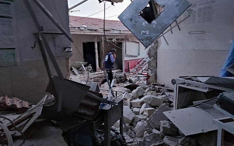 MSB'den Afrin'de hastaneye düzenlenen saldırıya ilişkin açıklama: