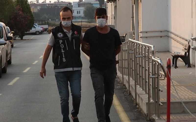 Adana'da uyuşturucu operasyonunda 6 zanlı yakalandı
