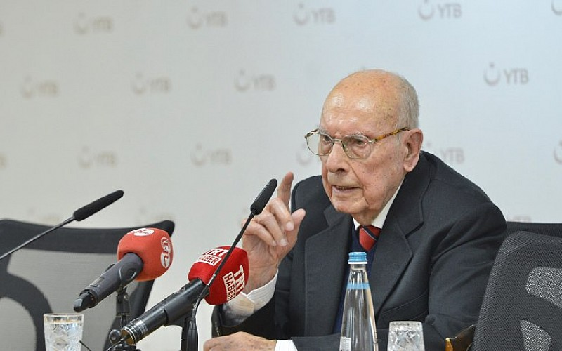 YTB Başkanı Eren, Bulgaristan Türklerinin sembol ismi Osman Kılıç'ın vefatının ardından taziyede bulundu: