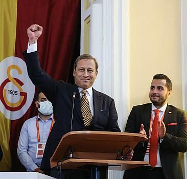 Galatasaray Kulübüne Burak Elmas seçildi