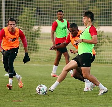Antalyaspor yeni sezon hazırlıklarına devam etti