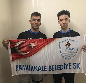Pamukkale Belediyesporlu kick boksçular, Avrupa Şampiyonası'na katılacak