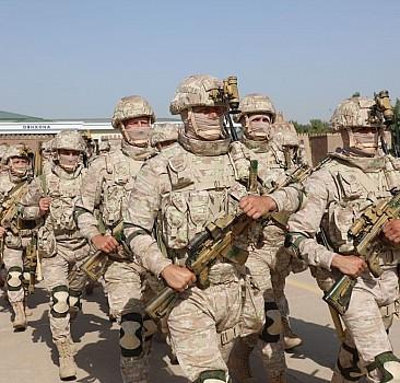Afganistan sınırı yakınında başlayan Özbekistan-Rusya ortak askeri tatbikatının resmi açılış töreni yapıldı