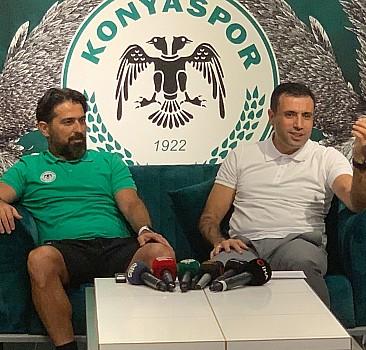 Konyaspor Kulübü Başkanı Fatih Özgökçen, basın mensuplarıyla bir araya geldi: