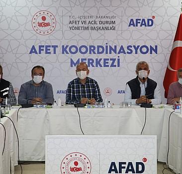 İçişleri Bakanı Süleyman Soylu Bozkurt'ta konuştu: (1)