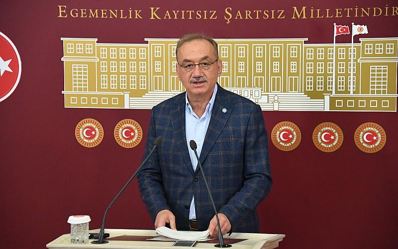 İYİ Parti TBMM Grup Başkanı Tatlıoğlu, gündemi değerlendirdi: