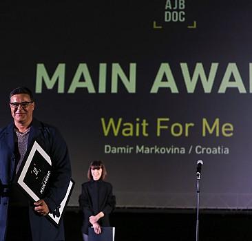Bosna Hersek'teki Uluslararası Belgesel Film Festivali ödül töreniyle sona erdi