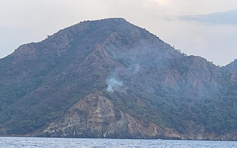 Muğla'da 11 noktada çıkan orman yangınları kontrol altına alındı