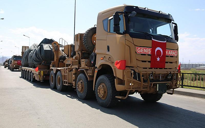 Türkiye ve Azerbaycan, Nahçıvan'da ortak askeri tatbikat başlattı